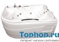 Тритон ванна акриловая  «РЕСПЕКТ» правая