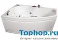 Тритон ванна акриловая  «БРИЗ» правая