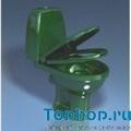 STYLE Унитаз - компакт 1215 темно-зеленый
