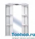 """Шк.Угловой зеркальный """"КРЕДО-35"""""""