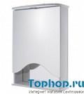 Шкаф-зеркало ЛИДИЯ-50 Лев/пр