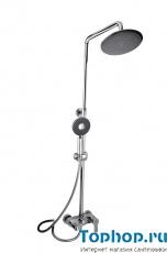 Душевая система Timo Supra SX-110 хром